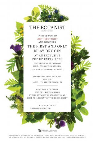 Art basel miami 2017 2018 - florum fashion magazine -miami art week - the botanist islay dry gin the first and only - locally made dinner and artisnal cocktails - LA Force PR New York.jpg