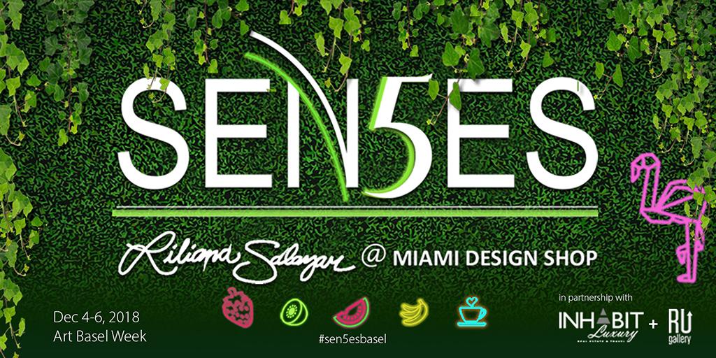 Sens5es Art Basel Liliana Salazar + Inhabit Luxury florum fashion magazine.jpg