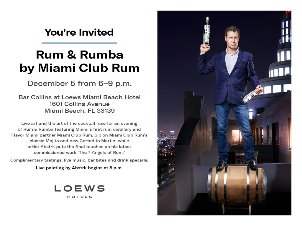 Rum and Rumba miami rum club art basel 2018 party invites free open to public loews miami beach hotel basel florum fashion magazine.png