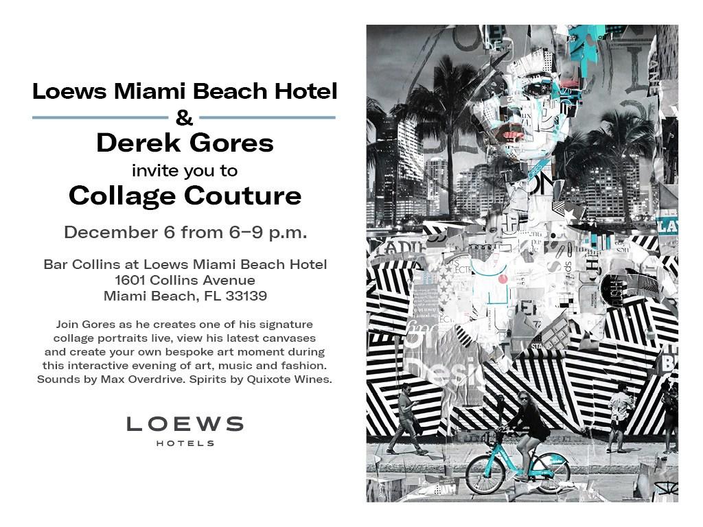 loews miami beach hotel derek gores collage couture - art basel miami parties florum fashion magazine parties free.png
