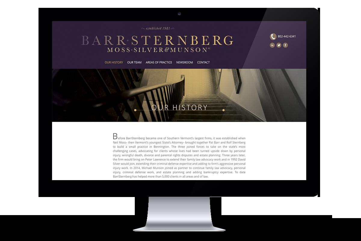 Briee Della Rocca | Website Design
