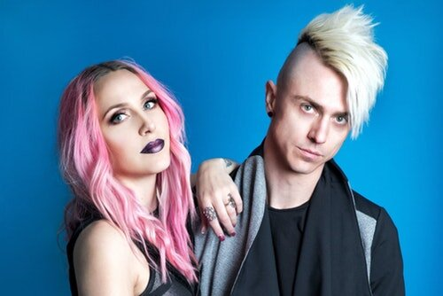 Icon For Hire — Just A Rock N Roll Junkie