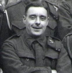 Sergeant Douglas Davies