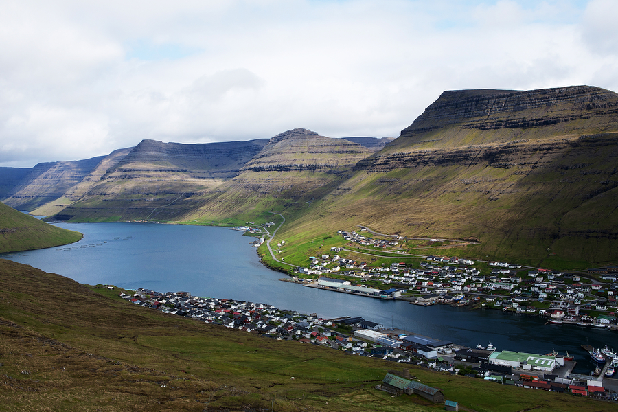 The Faroe Islands. Photo © Katie Currid