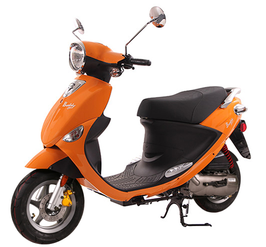 GENUINE SCOOTER COMPANY    Buddy