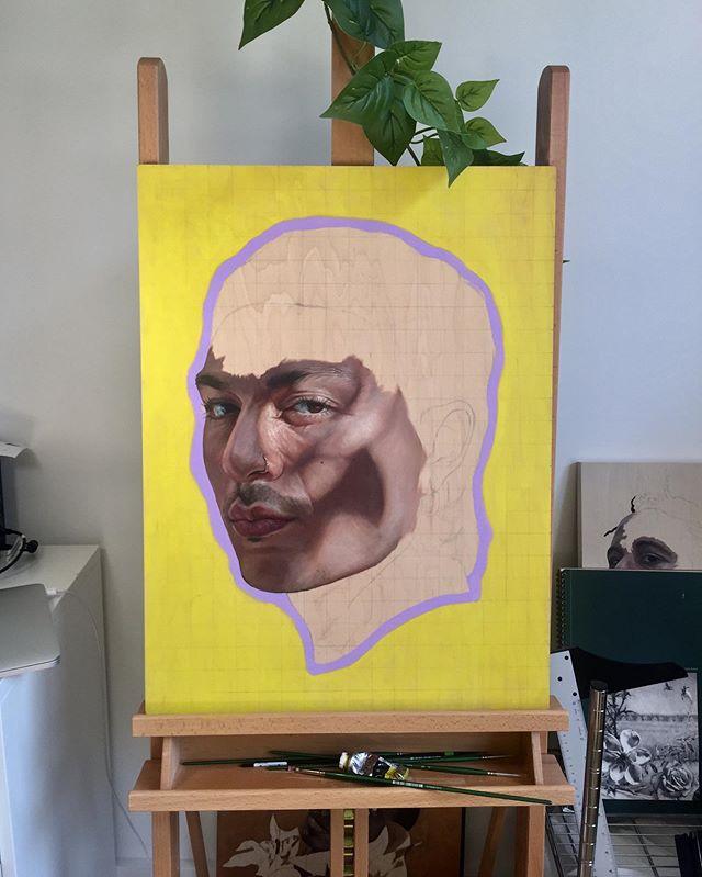 Lemon/Lavender fantasy