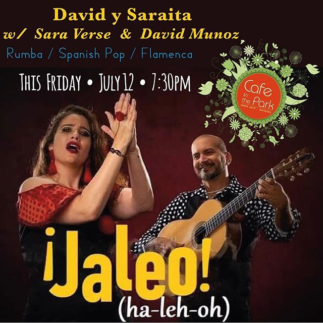 So excited for this Friday! Spread the word and come watch this amazing performance. Dinner service starts at 6:00 till 9:30 #summer#fridays#rumba#flamenco  #spain#livemusic#foodie#venue #dancing#💃 #love#sarasota