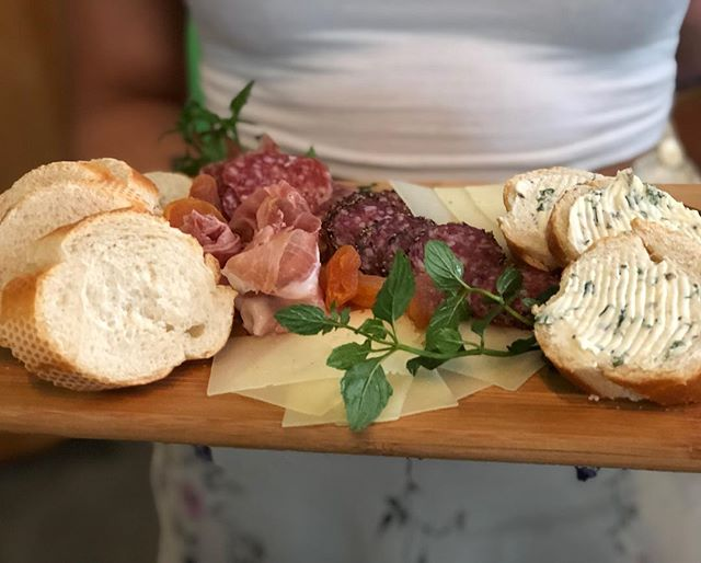 How beautiful. Spanish charcuterie board tonight!! #made and modeled by Isabelle 💃🌿🌹