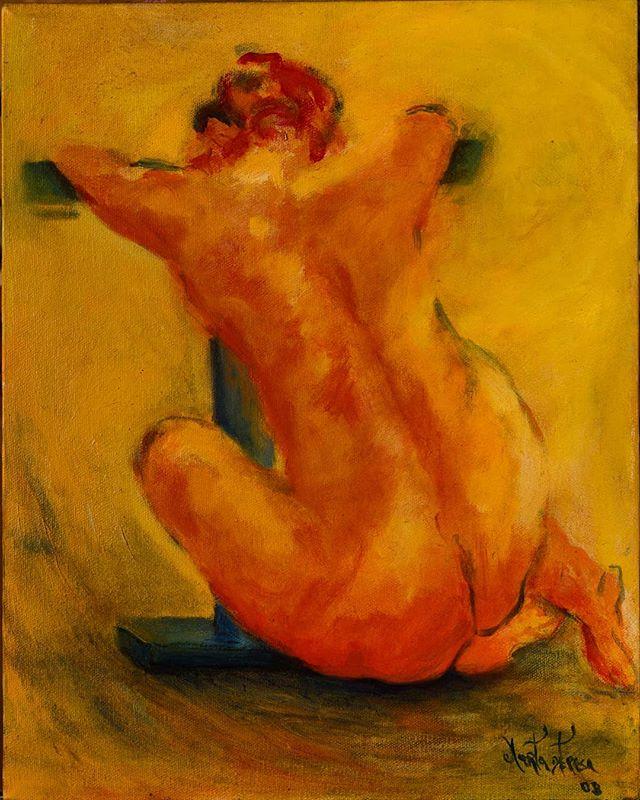Shot for Marta de Teresa , who I hope we can get on Instagram #portlandartist #portlandart #pdxart #pdxartist #oregonartist #mexicanartist #latinoartist #oregonpainter #painter #painting #shotyourart