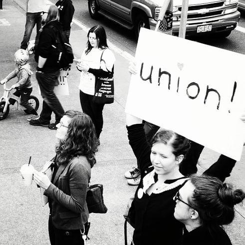 Happy International Working Women's Day #union #iww #politics #internationalwomensday
