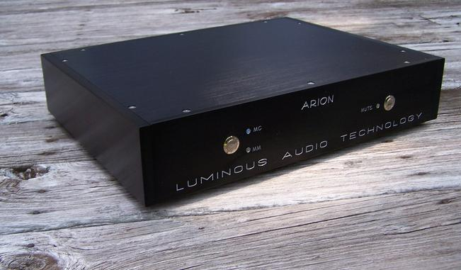 Arion Phono Preamp — GAS Audio