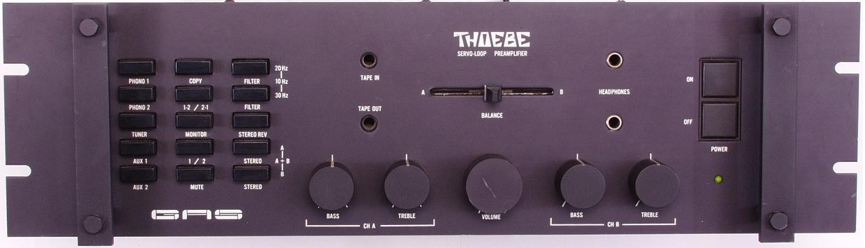 Thoebe preamp
