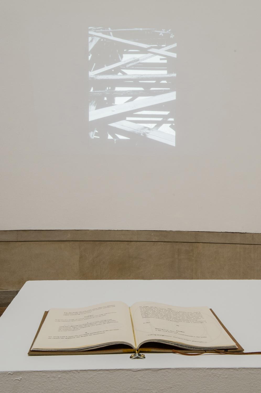 book arts exhibition photograph