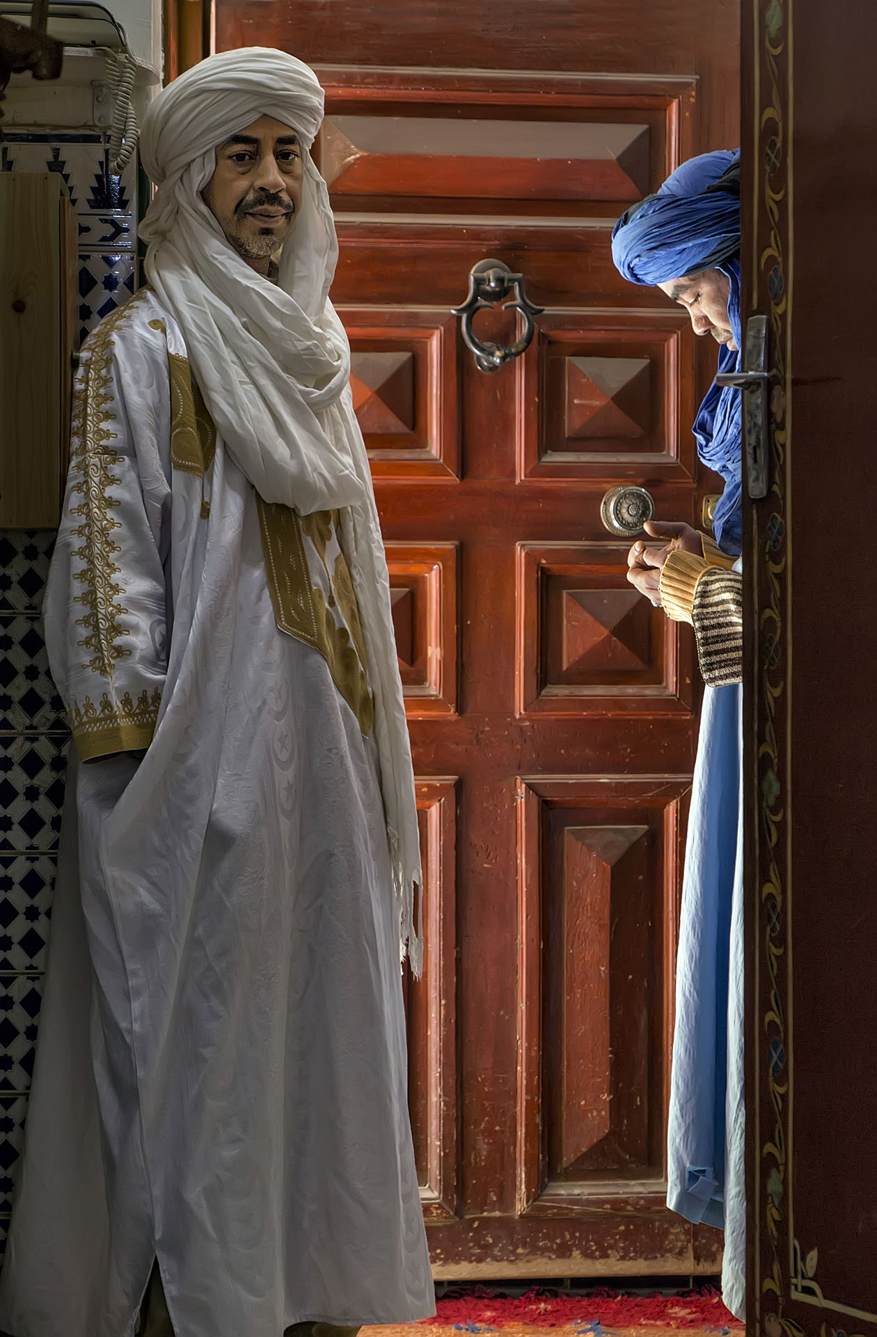 """Tinghir, Morocco   Gary Anthes  Photograph  10.5"""" x 16"""" or 18"""" x 24"""" framed  $325   Click here to Inquire"""