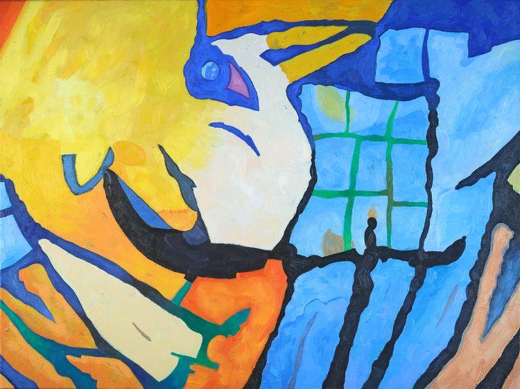 Work by Deborah Addison Coburn featured at the Yard.