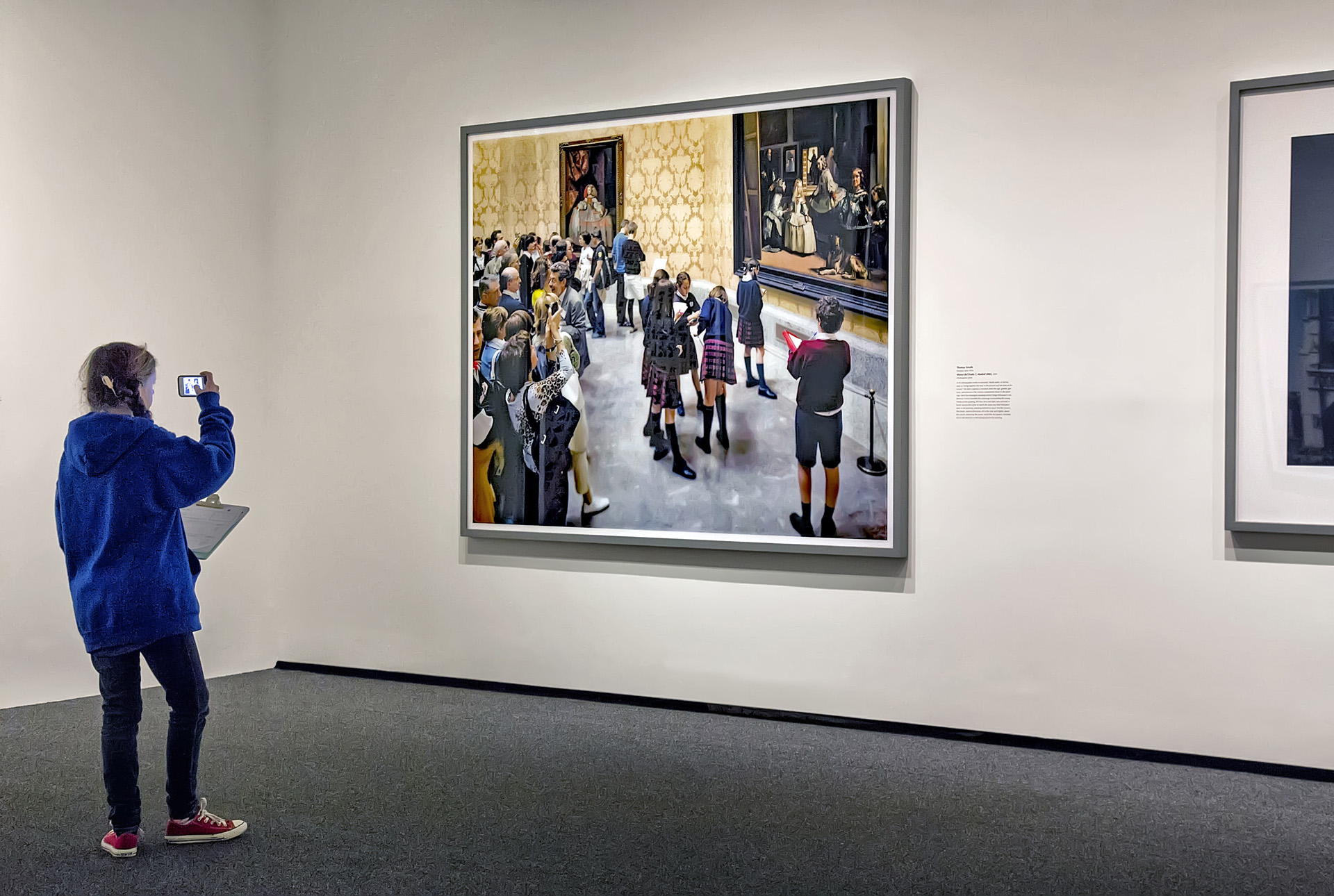 National Gallery of Art, February 2017   Gary Anthes  Archival Photograph  $300 (Framed)   Click here to inquire.