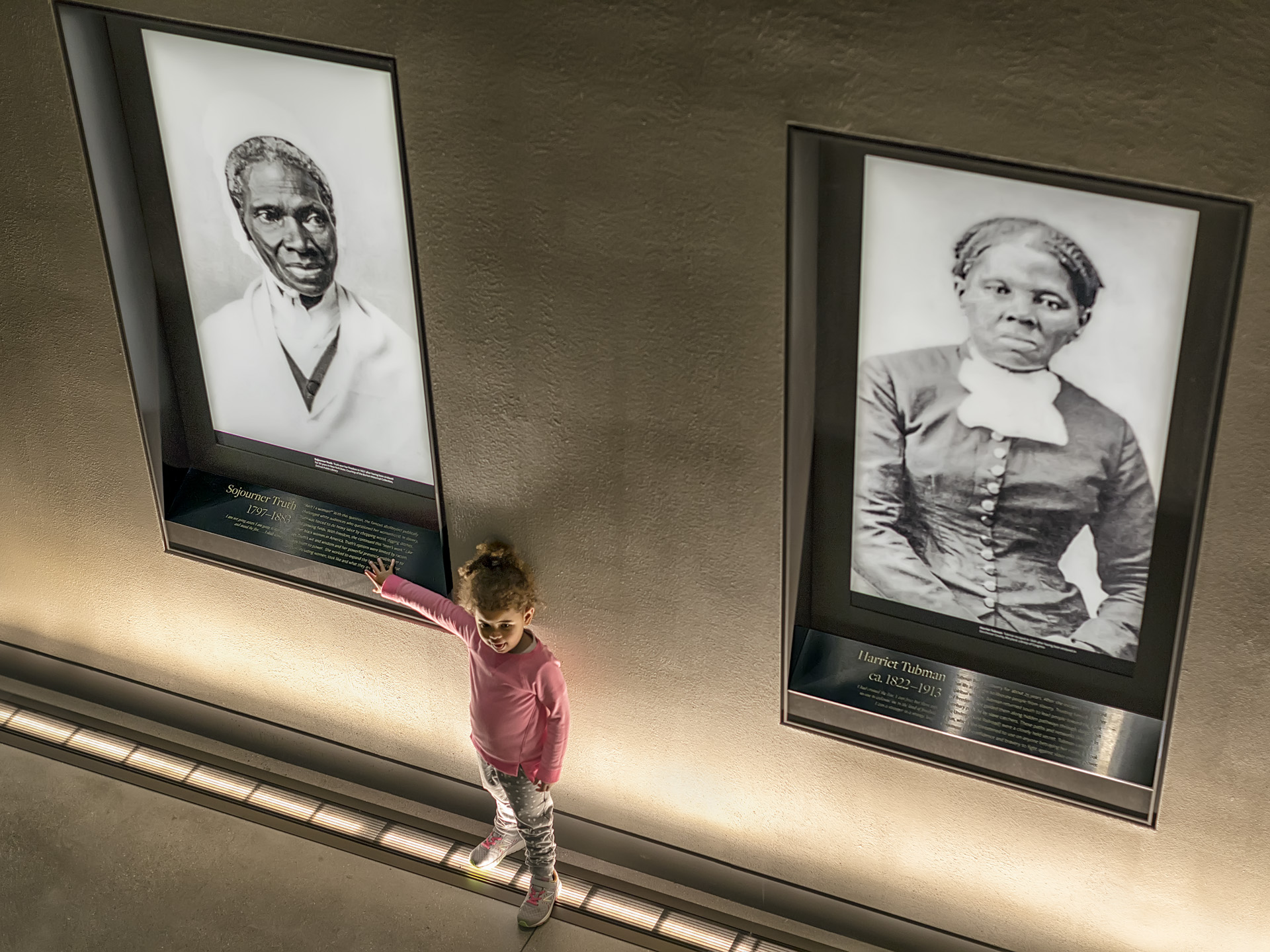Museum of African American History & Culture, Nov 2017   Gary Anthes  Archival Photograph  $300 (Framed)   Click here to inquire.