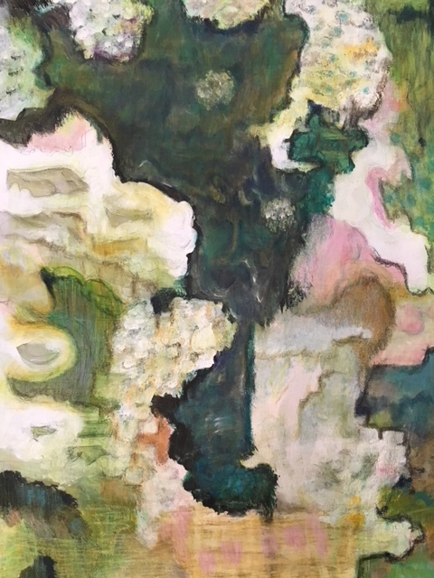 """Lois Kampinsky   Mixed Media on Canvas  24"""" x 18""""  $950   Click here to Inquire"""