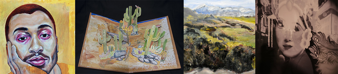 Studio Gallery Collage