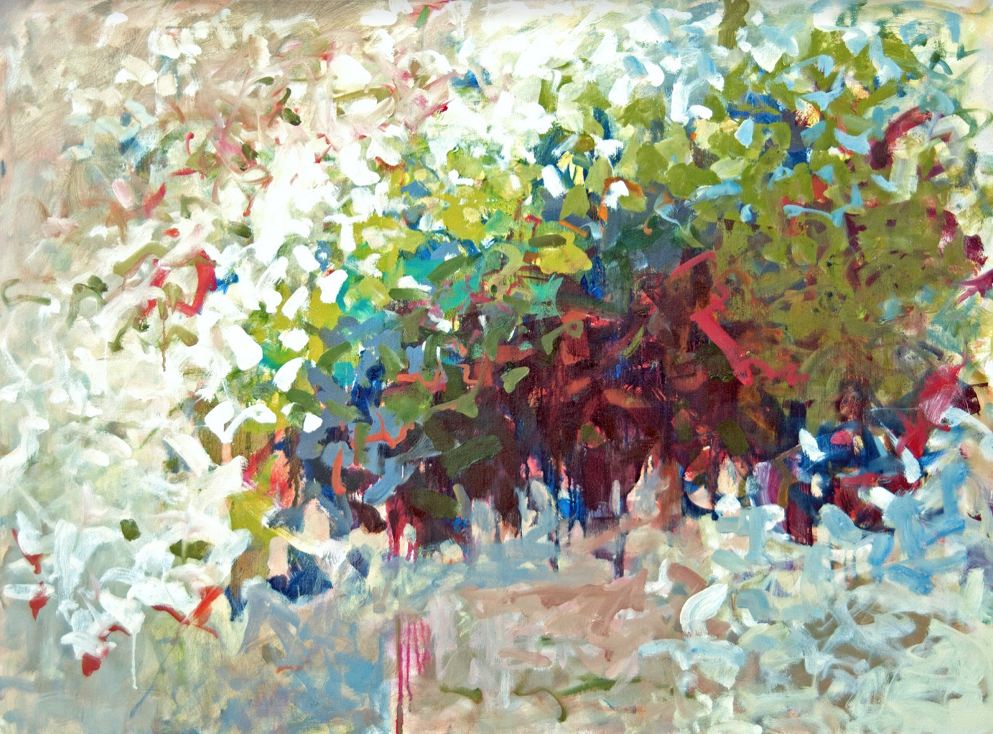 """White Thicket  