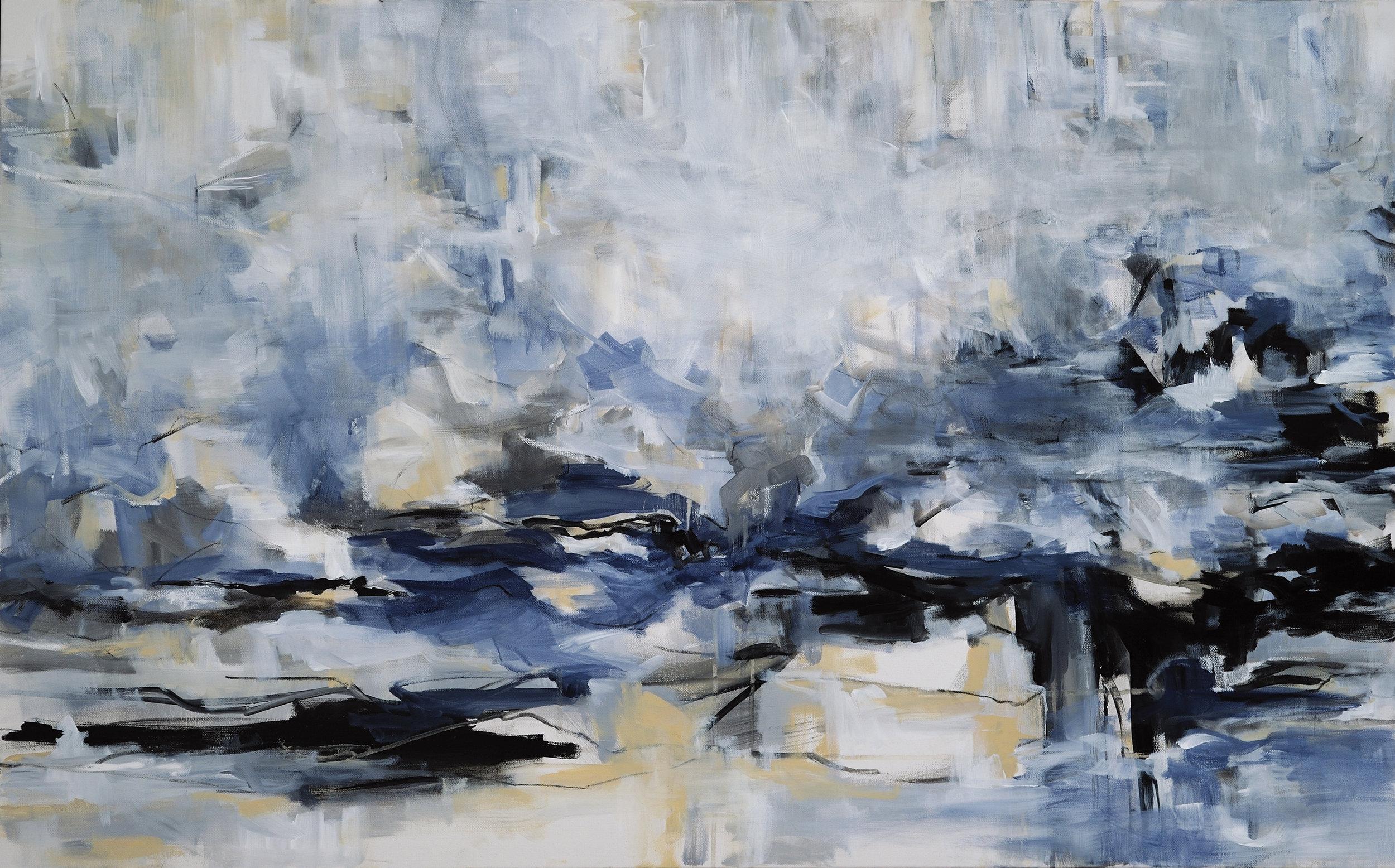 Arctic Floe , Suzanne Yurdin.  Inquire.