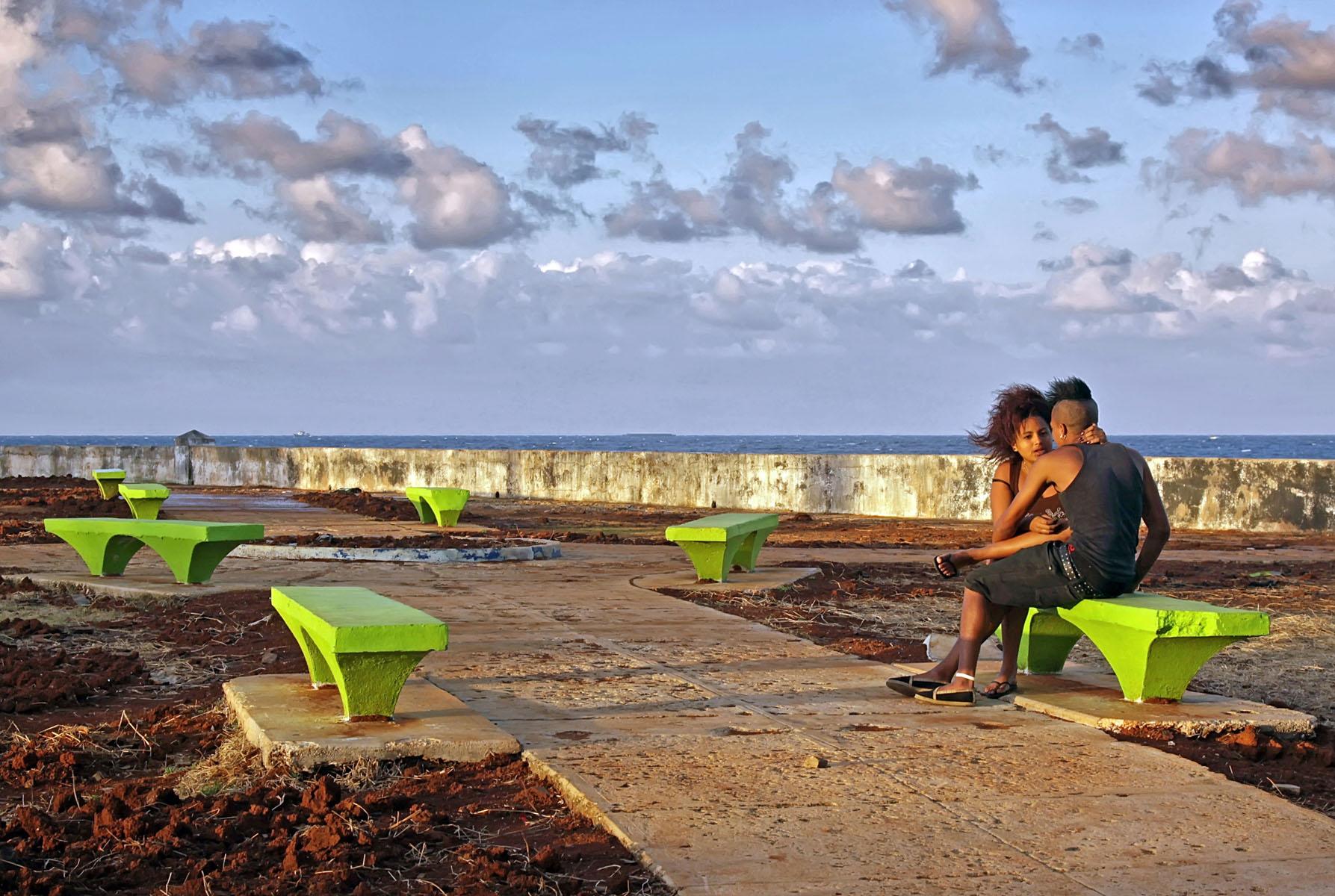 "Cojimar, Cuba, December 2012   Archival pigment print  11.25"" x 16.75""  $300  Click image to enlarge   Inquire."
