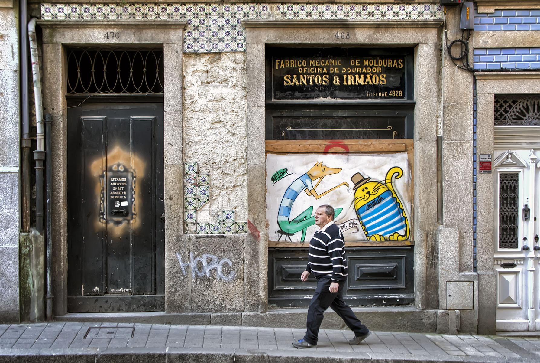 "Porto, Portugal, May 2017 No. 2   Archival pigment print  11.25"" x 16.75""  $300  Click image to enlarge   Inquire."