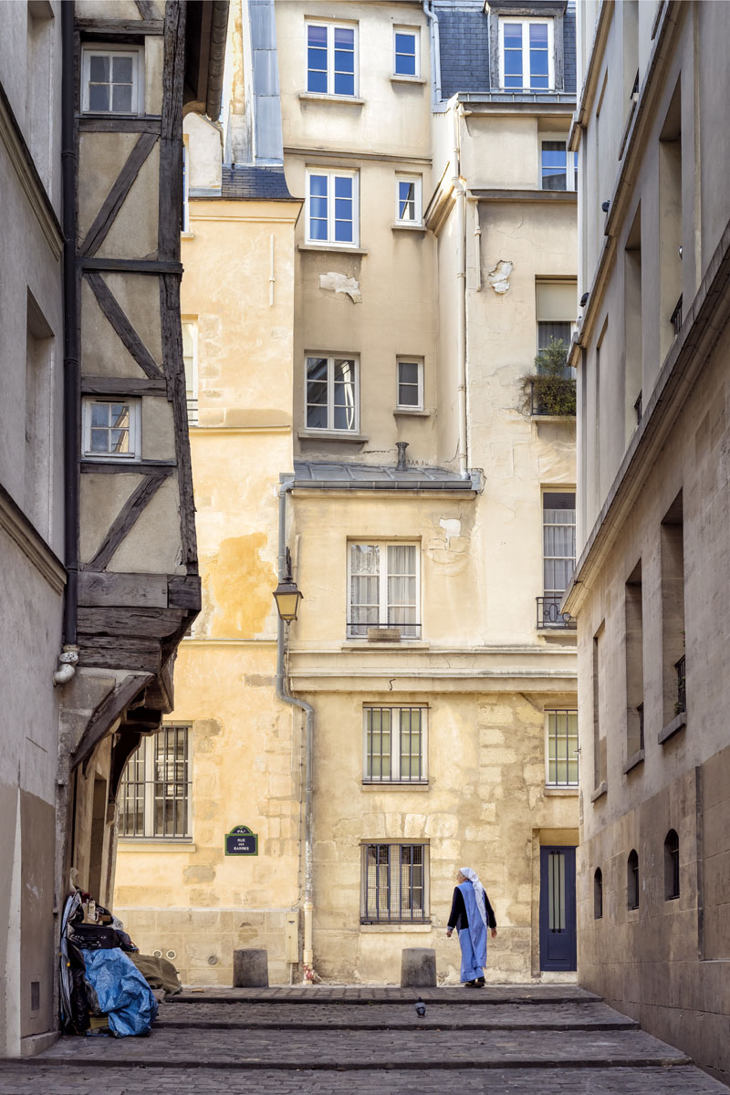 "Paris, November 2018 No. 1   Archival pigment print  12.75"" x 18.5""  $350  Click image to enlarge   Inquire."