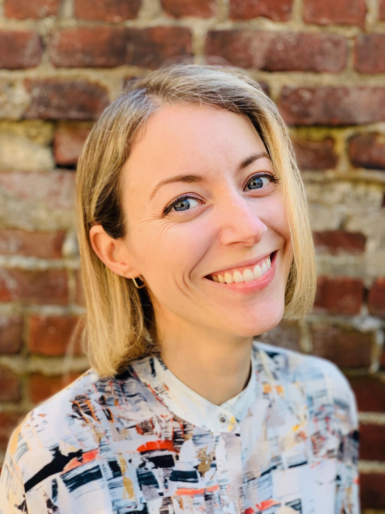 Michaeline Sander, founder of Sander Design & Art Consulting.