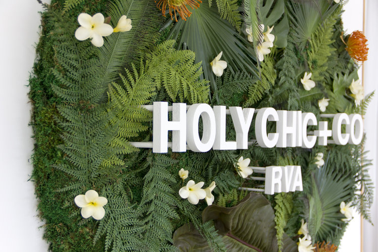 A favorite design by Sander Design & Art Consulting for  Holy Chic + Co .