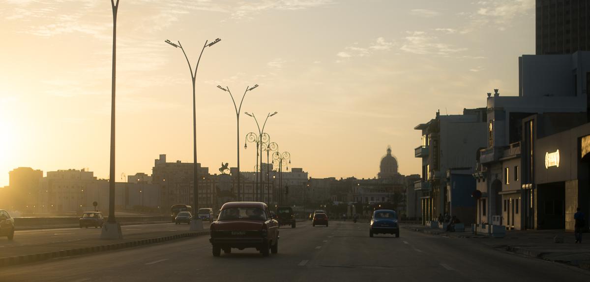 Morning Haze   Havana, Cuba