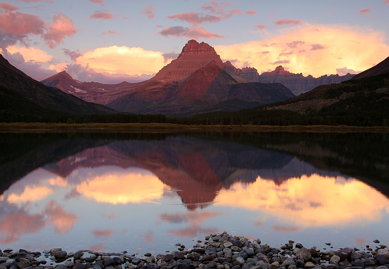 Glacier National Park 2009, photograph