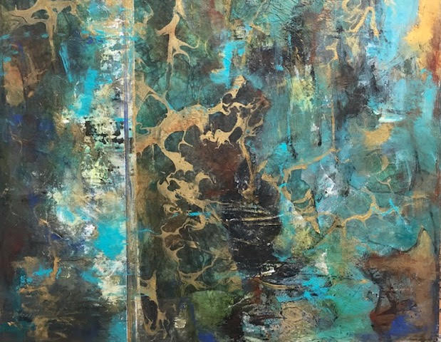 Nature Entwined , Eleanor Kotlarik Wang.  Inquire .