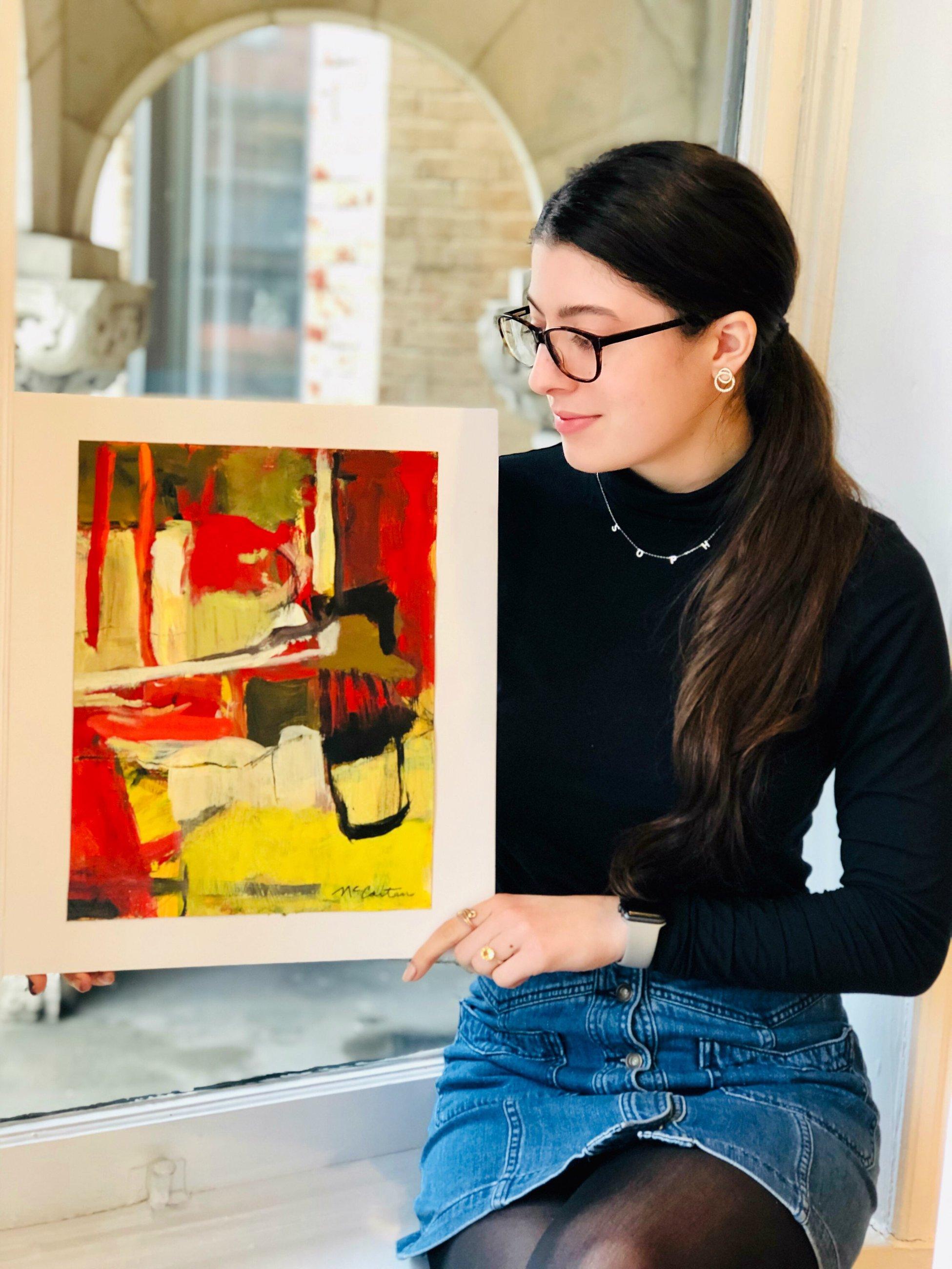 Staff pick of the week with intern Sophia Maitino