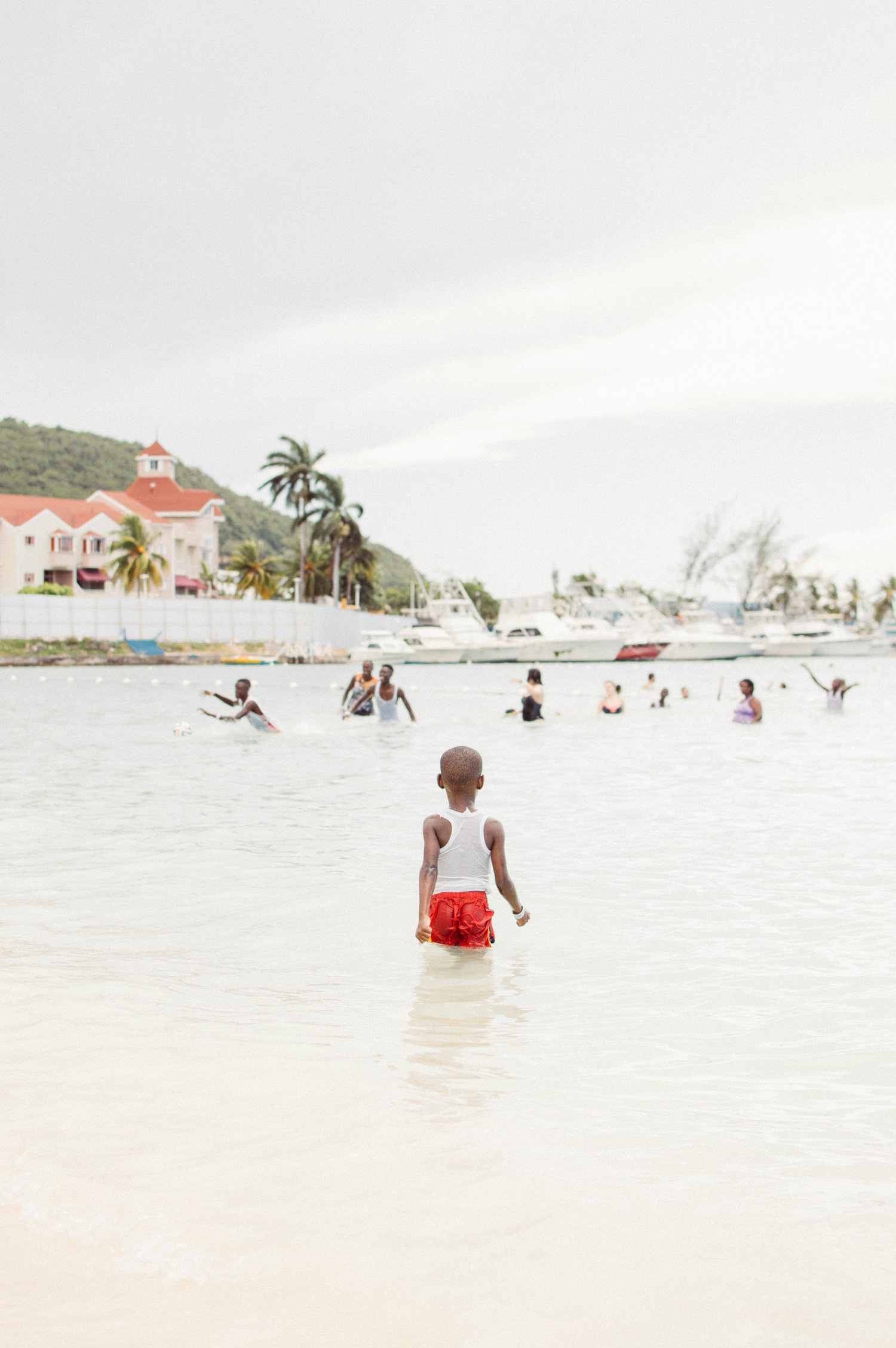 Let Me Play, Jamaica, 2017. View  here .