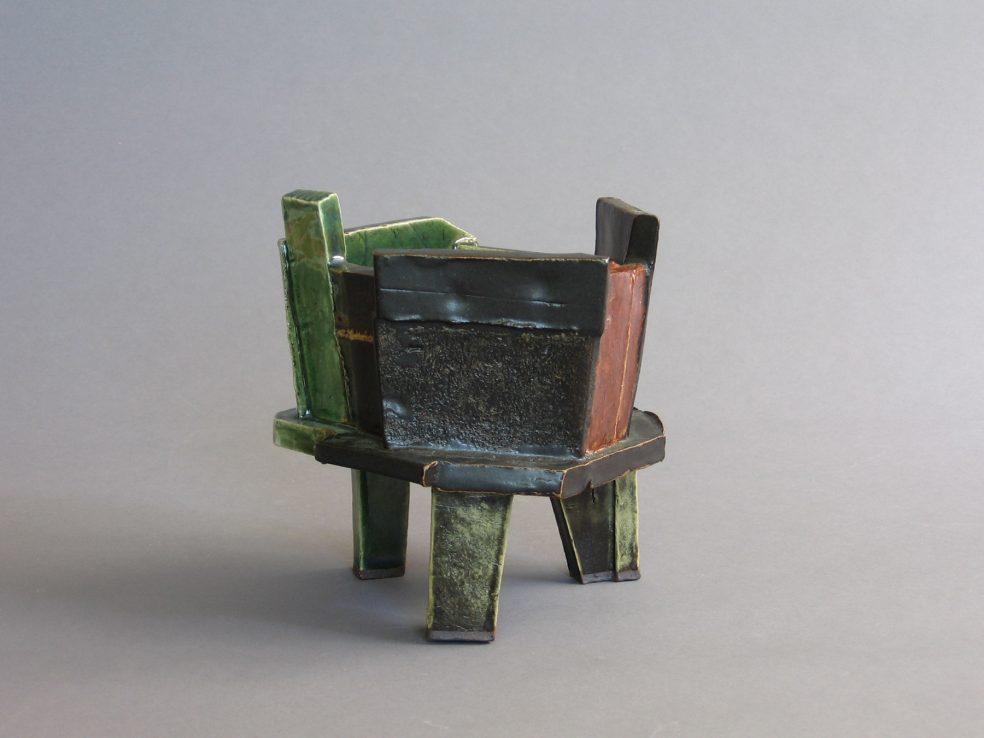 Fabrication 13,  ceramic