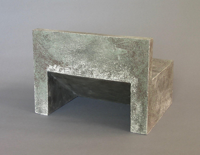Structure 11,  ceramic