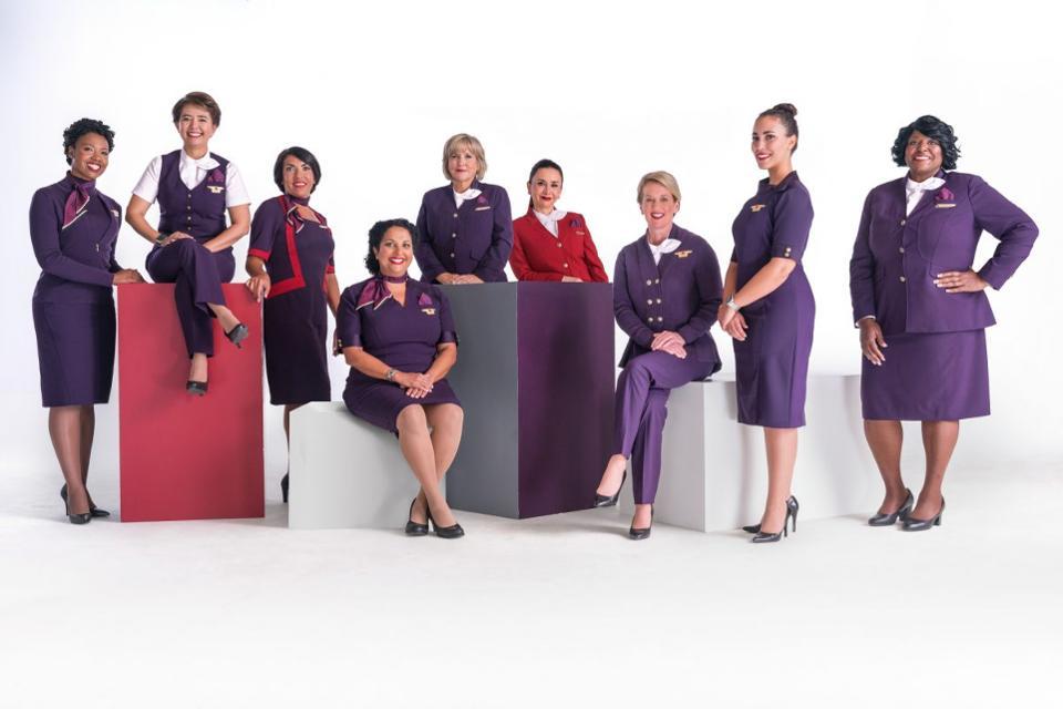 Delta Women's Uniforms