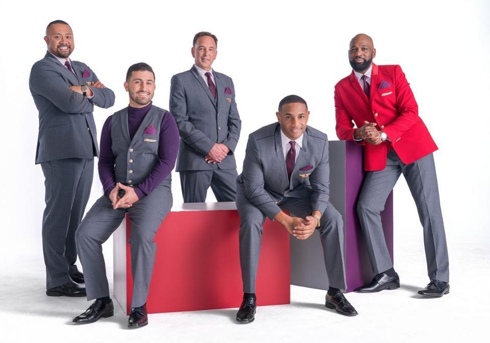 Delta Men's Uniforms