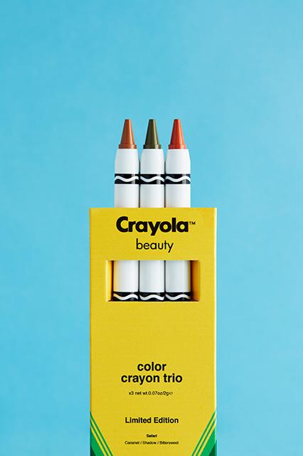 Crayola Beauty at ASOS