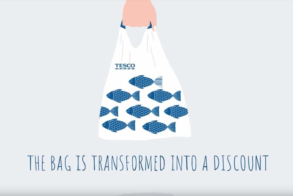 Tesco Unforgettable Bag