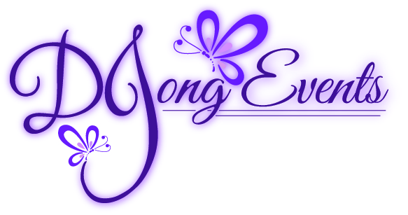 DJong Events Logo