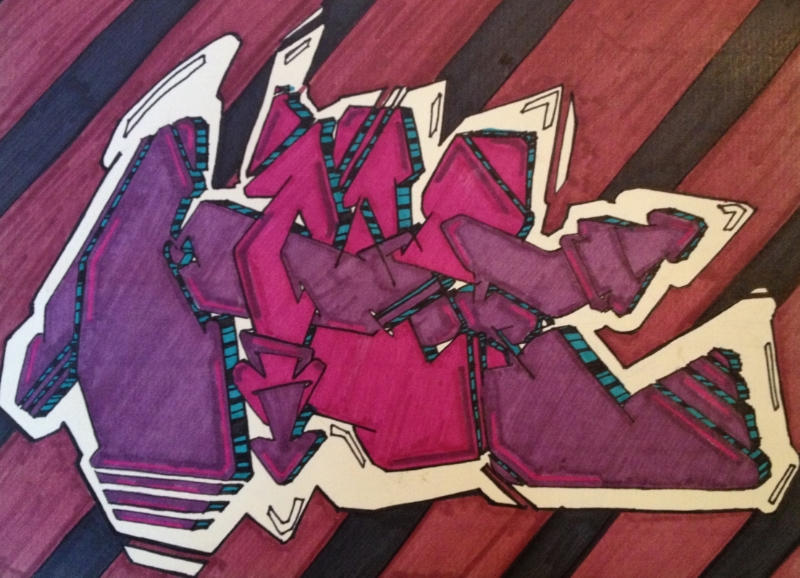 Mine: Purple