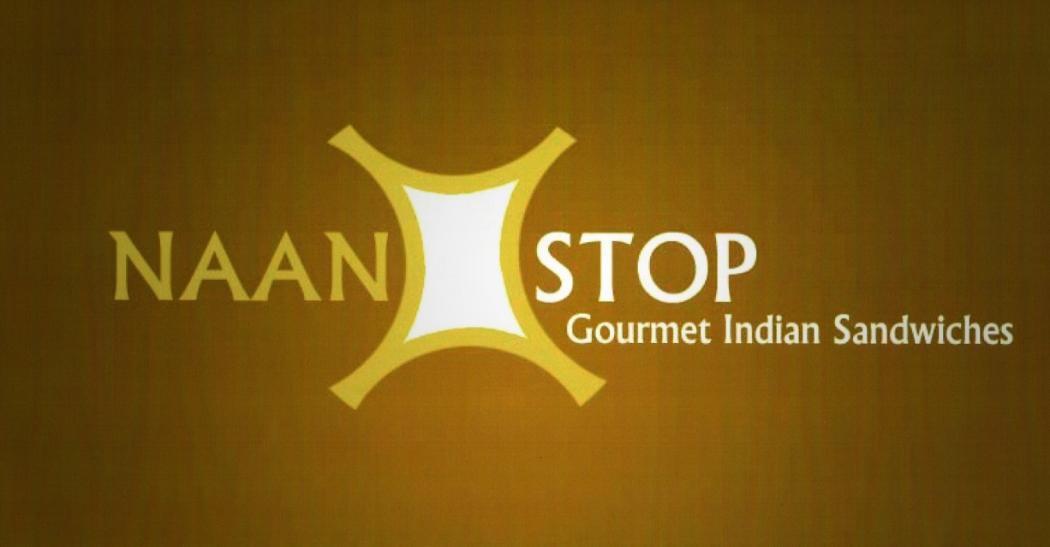 Naan Stop Logo Concept