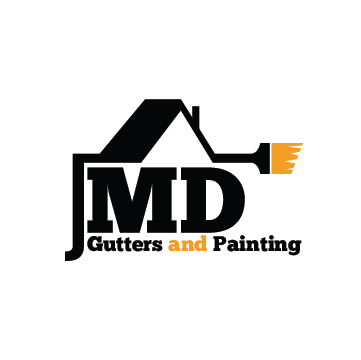 MD Gutters and Painting Logo
