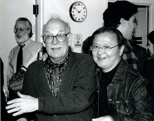 with George Crumb