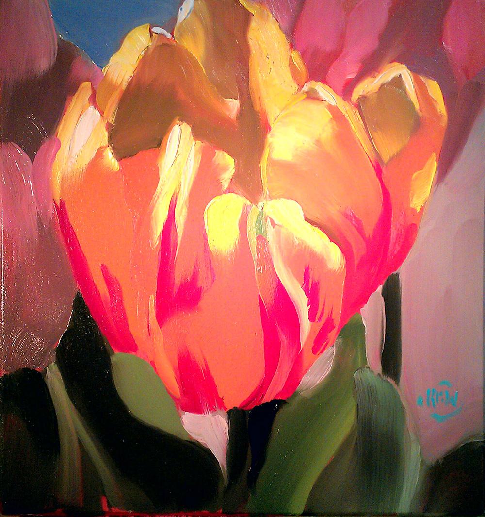Parrot Tulip - SOLD