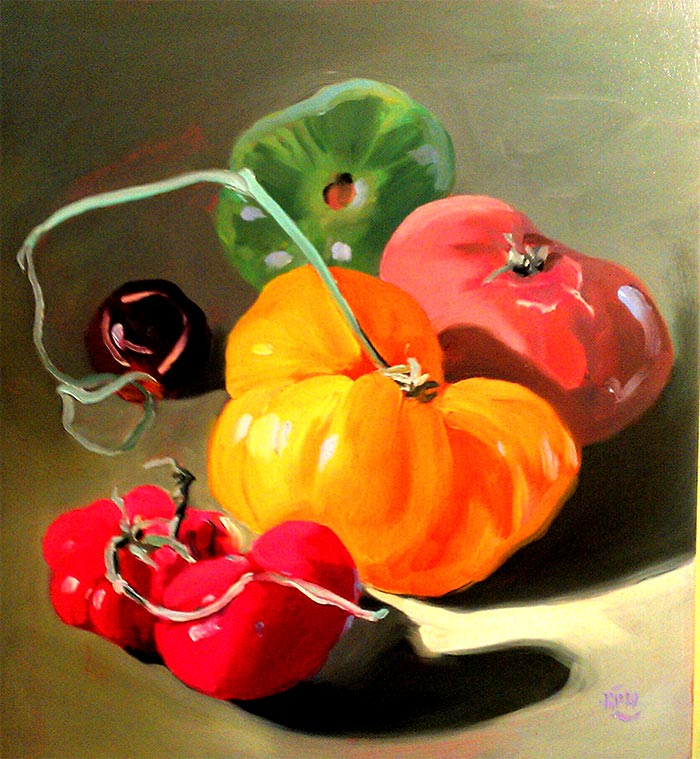 New Heirlooms - SOLD