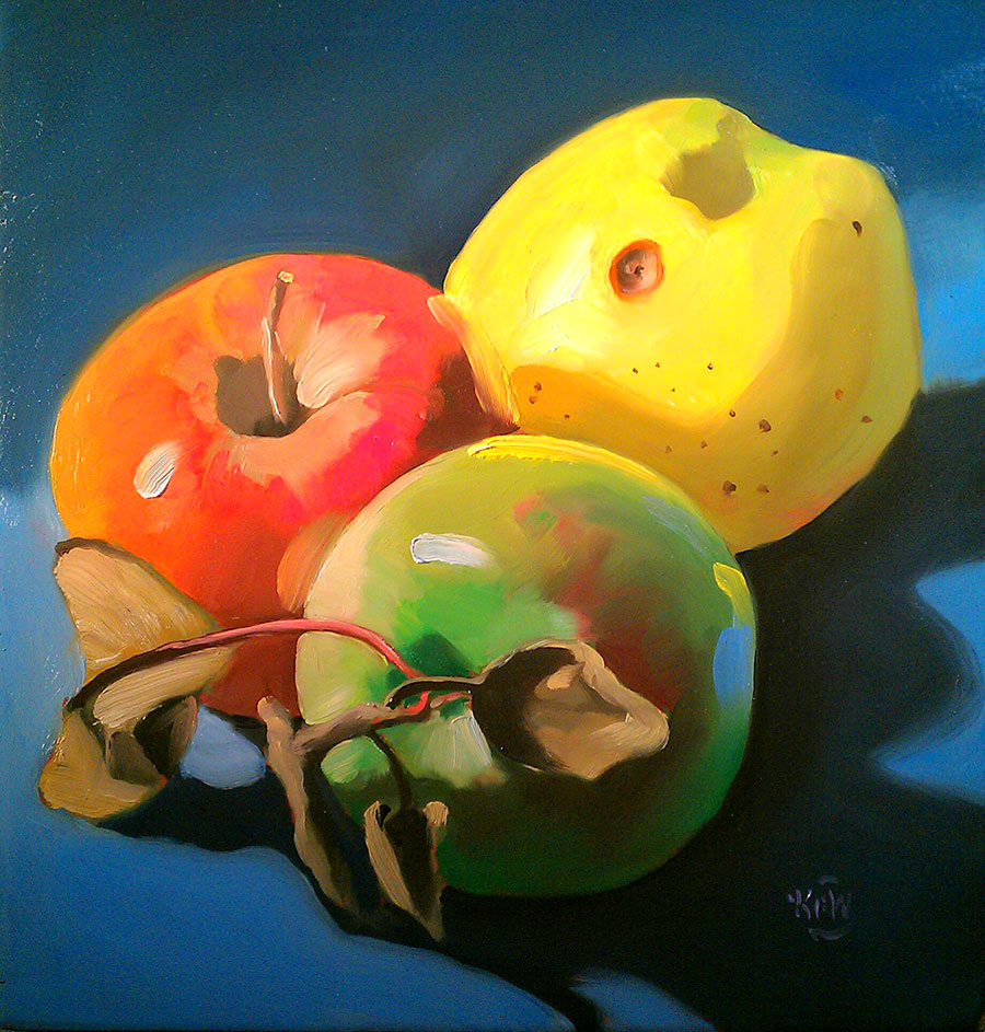 Primary Apples - SOLD