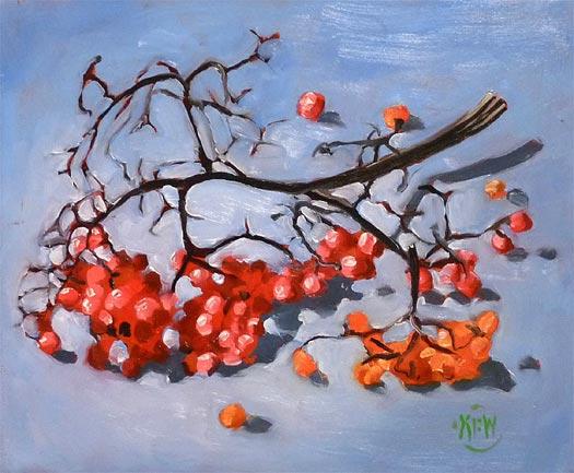 292 - Elderberries - SOLD